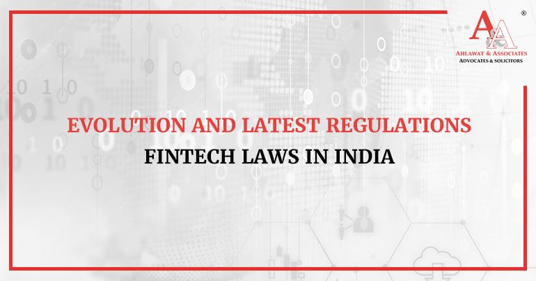 fintech startup regulations
